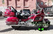 Чехол на мотоцикл Honda Gold Wing 1800