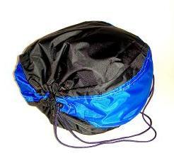 сумка на шлем (вид сбоку)